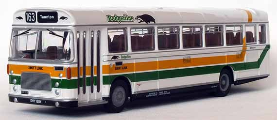 Badgerline Bristol RELH6L ECW DP
