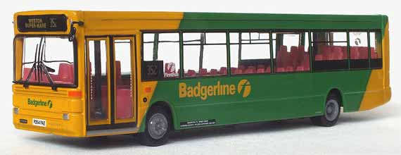 Badgerline Dennis Dart SLF Plaxton Pointer