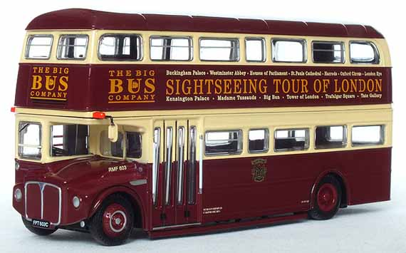 Big Bus AEC Routemaster RMF
