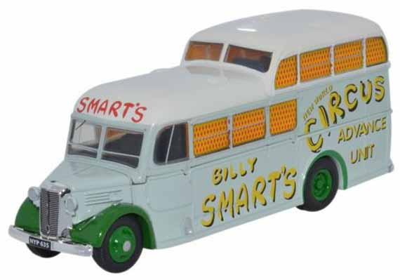 Billy Smarts Circus Commer Commando