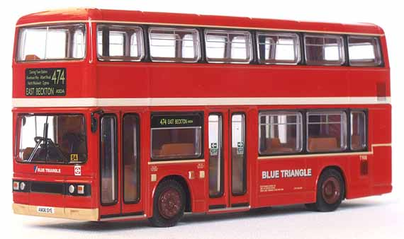 Blue Triangle Leyland Titan