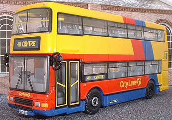 Bristol Cityline Volvo Olympian Northern Counties