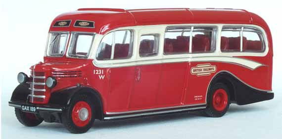British Railways Beford OB Duple Vista
