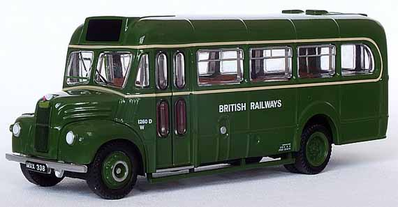 British Railways Guy Vixen Special ECW