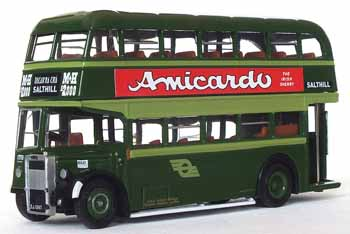 16132 Leyland PD2 Highbridge C.I.E.
