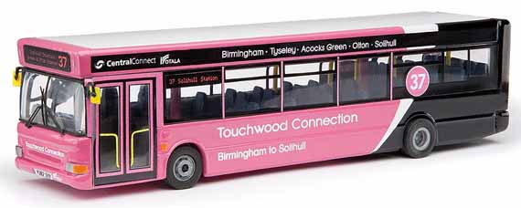 Central Connect Dennis Dart SLF Plaxton Touchwood Connection