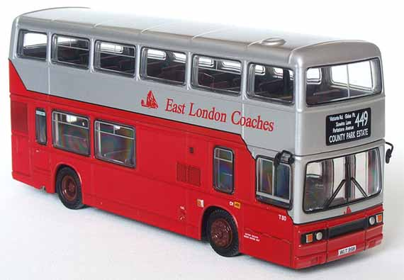 East London Coaches Leyland Titan