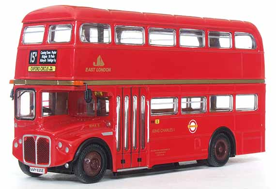 East London Buses RMA5
