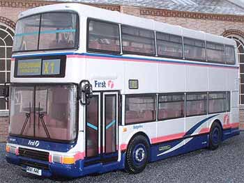 First Badgerline Volvo Olympian Northern Counties