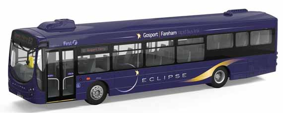 First Hampshire Volvo B7RLE Wright Eclipse