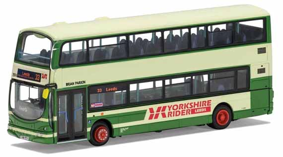 First West Yorkshire - Yorkshire Rider Leeds Volvo B9TL Wright Eclipse Gemini.