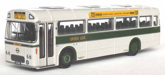 Green Line AEC Reliance Willowbrook RC2.