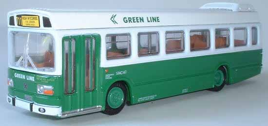 14401 GREEN LINE Leyland National.