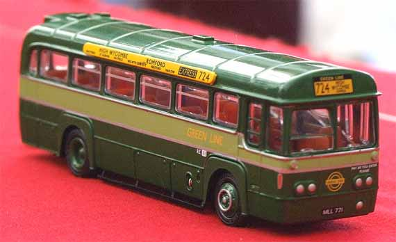 Green Line modernised RF234