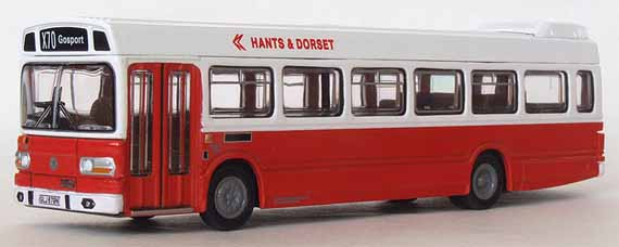 Hants & Doset Leyland National NBC DP