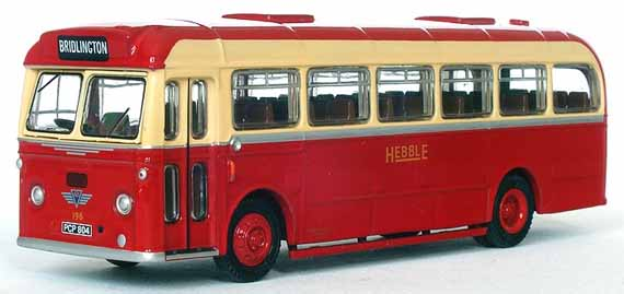 Hebble Motor Services AEC Reliance Alexander.