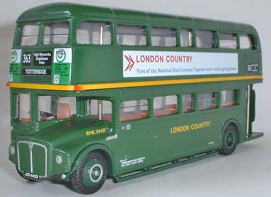 London Country AEC Routemaster RML