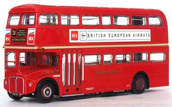 London Transport AEC Routemaster RMF1254 Release 32101 - just the blinds are different