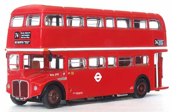 London Transport AEC Routemaster RML2735