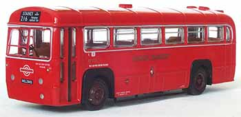 London Transport central area RF527