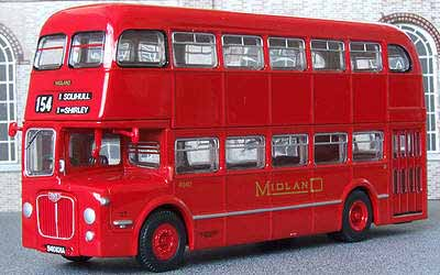 Midland Red BMMO D9.