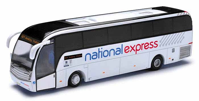 National Express Caetano Levante Wembley