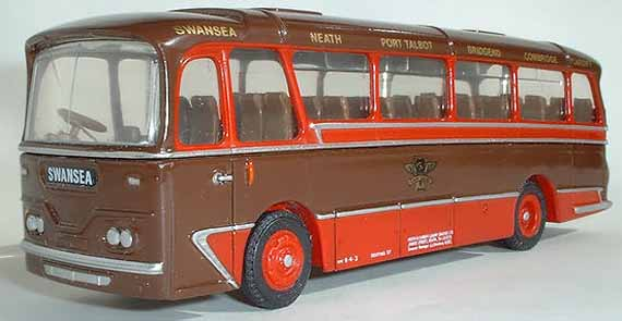 Neath & Cardiff AEC Reliance Harrington Cavalier.