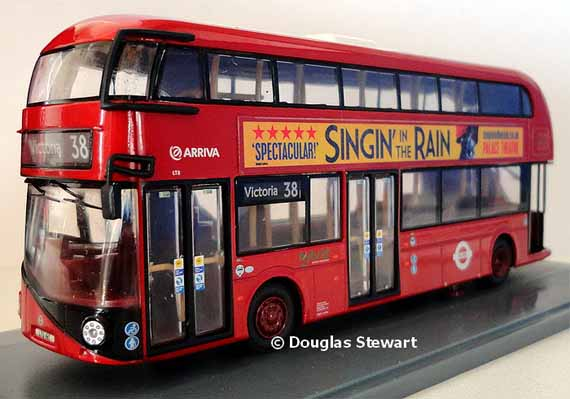Arriva London New Bus for London