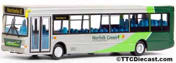 Norfolk Green Dennis Dart SLF Plaxton Pointer 2