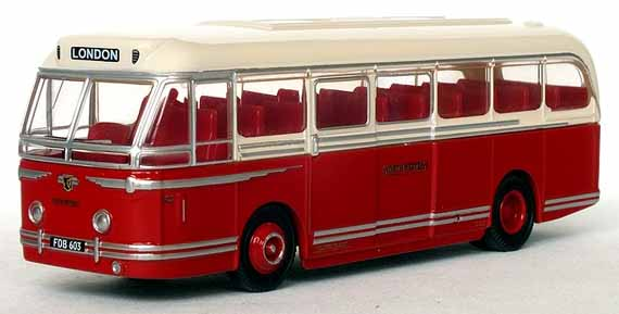 North Western Leyland Royal Tiger