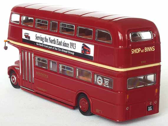 Northern General AEC Routemaster Centenary model.