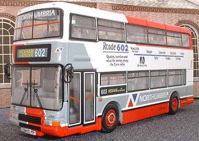 Northumbria Volvo Olympian Northern Counties Palatine II