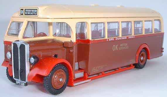 OK Motor Services AEC Regal III