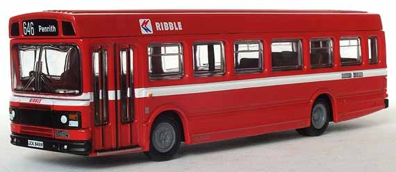 Ribble Leyland National 2 NBC