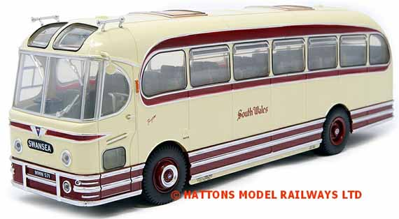 South Wales - Weymann Fanfare AEC coach