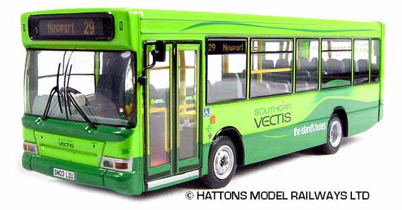 Southern Vectis Dennis Dart MPD.
