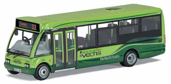 Southern Vectis Optare Solo