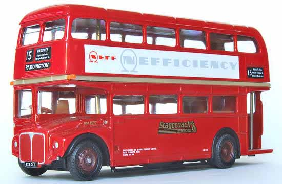Stagecoach East London AEC Routemaster RM1527.