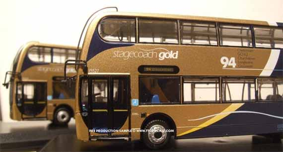 Stagecoach Gold Enviro400