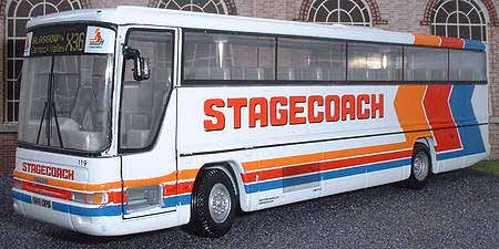 Stagecoach Western Scottish Volvo B10M Plaxton.