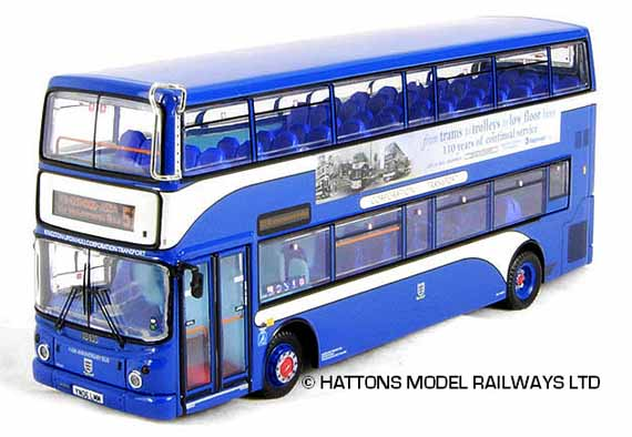 Stagecoach in Hull Alexander Dennis Trident ALX400 Hull Corporation