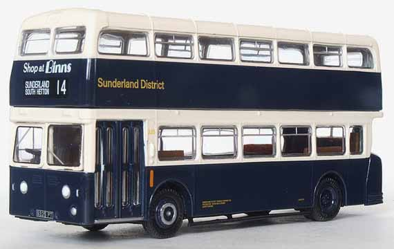 Sunderland District Leyland Atlantean MCW
