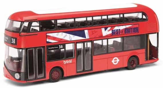 TfL Wright New Bus for London