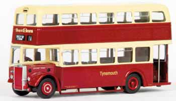 Tynemouth & District Leyland Titan PD2 MCW Orion