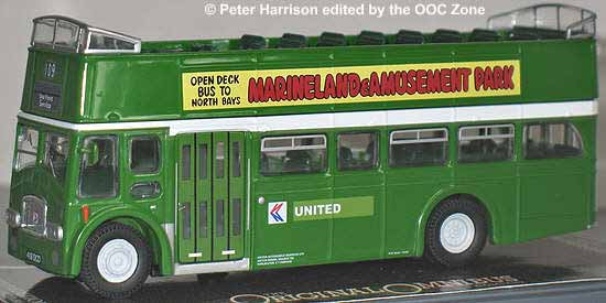 United Leyland Titan PD3 NCME Queen Mary.