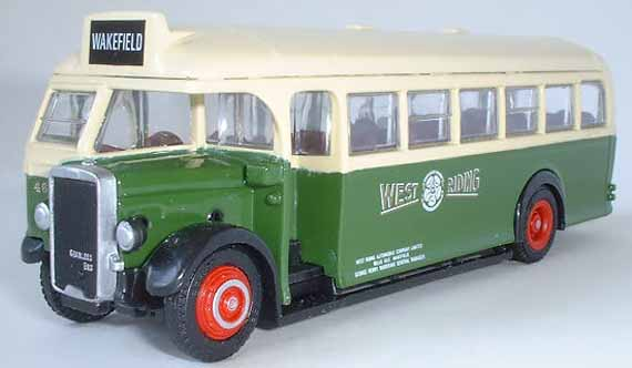 West Riding Leyland Tiger TS8