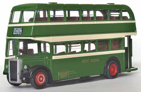 West Riding Leyland Titan PD2 lowbridge
