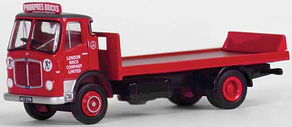 34801 AEC Mercury Flatbed PHORPRES BRICKS.