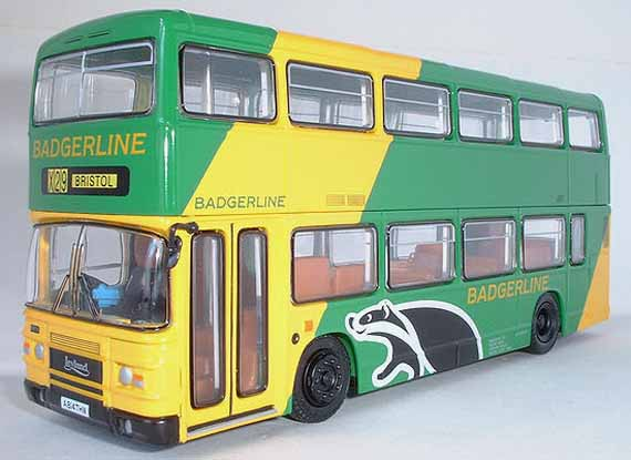 29701 Leyland Olympian Type C BADGERLINE