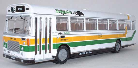 29403 Bristol RELH Coach BADGERLINE.
